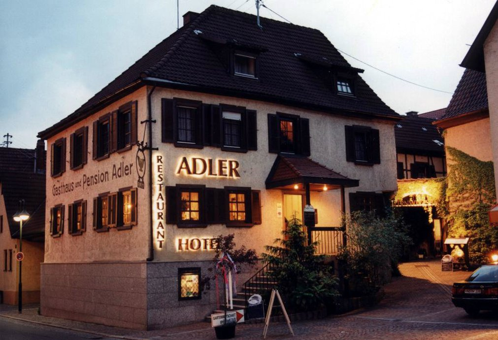 Hotel Adler Bad Rappenau Telefon