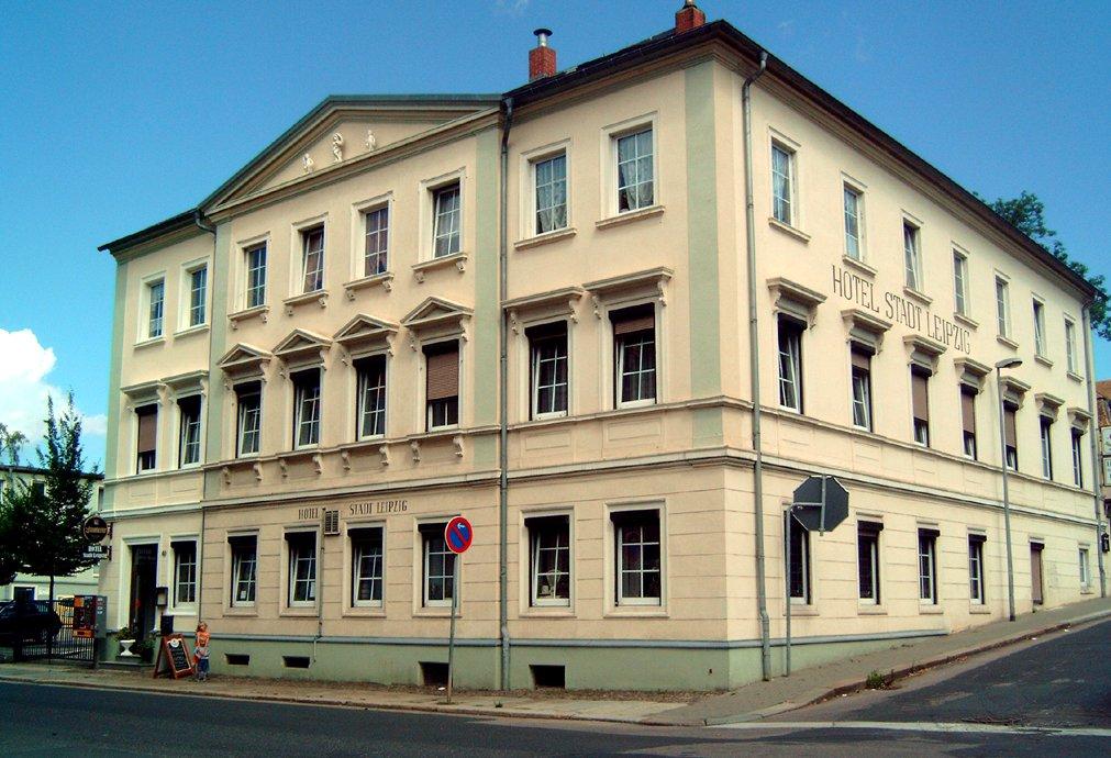 Hotel stadt leipzig d belner str 40 04741 ro wein for Design hotel leipzig