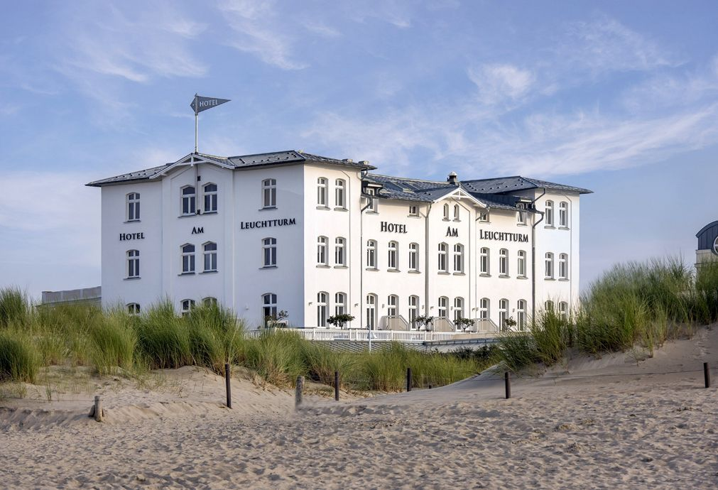 Hotel am leuchtturm am leuchtturm 16 18119 rostock warnem nde deutscher hotelf hrer for Hotel am leuchtturm