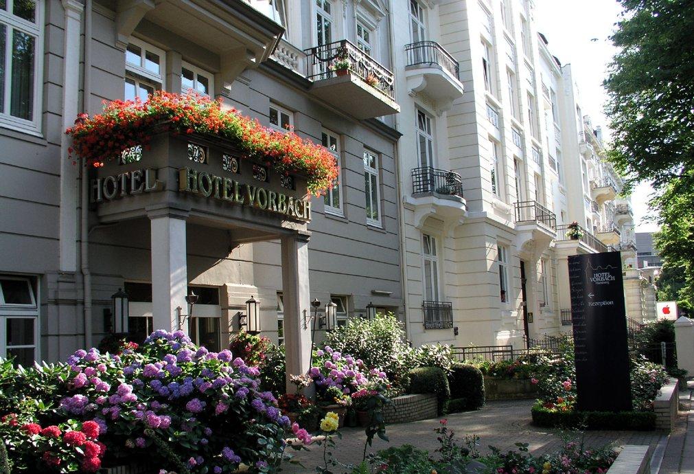 Hotel Vorbach Hamburg Johnsallee