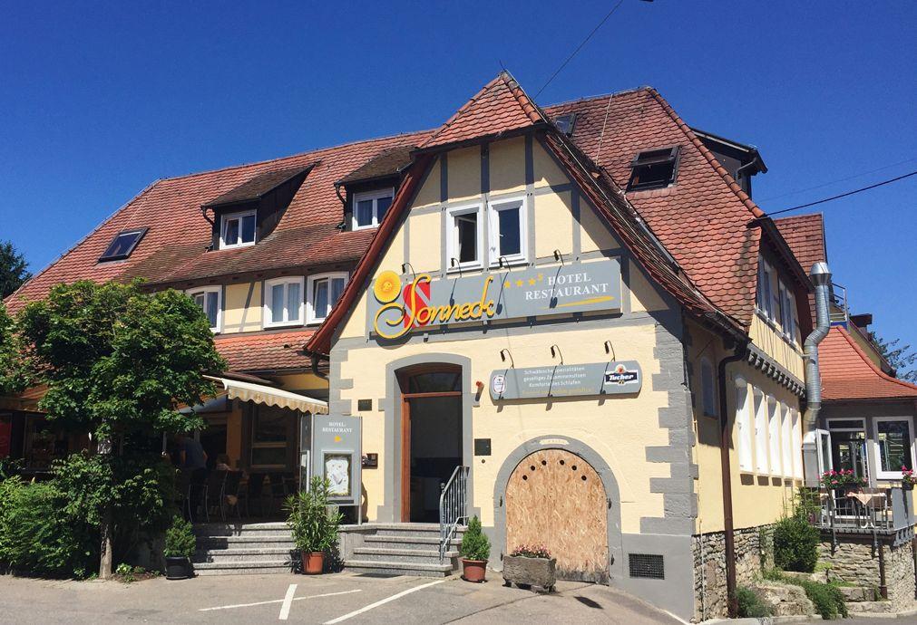 Schwäbisch Hall Restaurant : hotel restaurant sonneck fischweg 2 74523 schw bisch hall gottwollshausen deutscher ~ A.2002-acura-tl-radio.info Haus und Dekorationen
