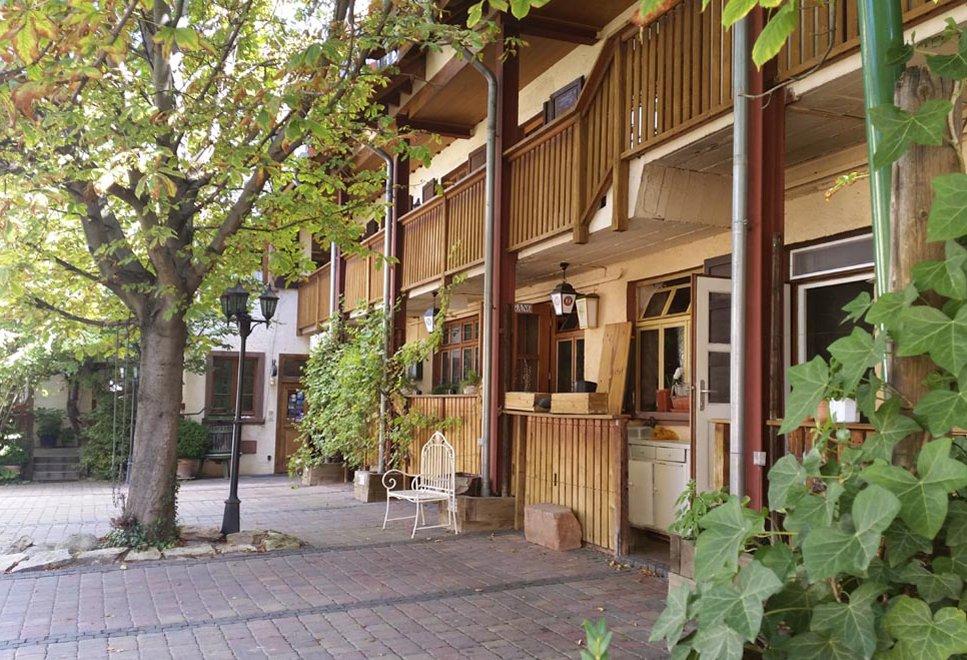 Cb Hotel Becker Backhausstr 12 55268 Nieder Olm Deutscher