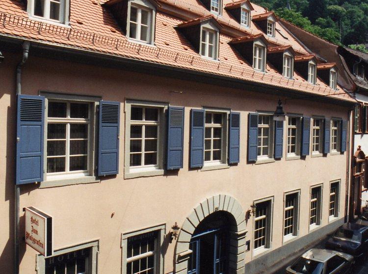 Hotel Zum Pfalzgrafen - Kettengasse 21, 69117 Heidelberg ...