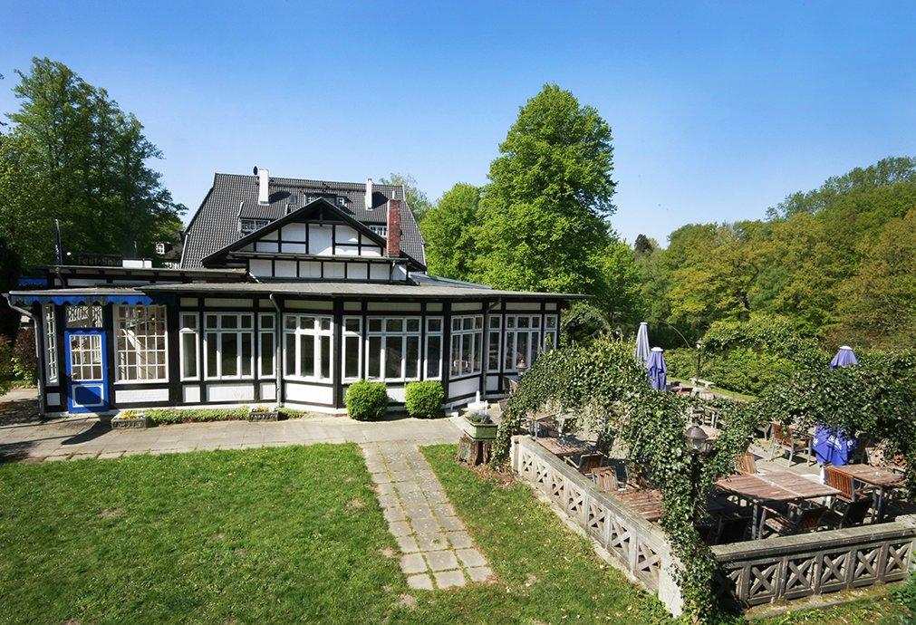 Hotel Waldesruh am See - Am Mühlenteich 2, 21521 Aumühle ...