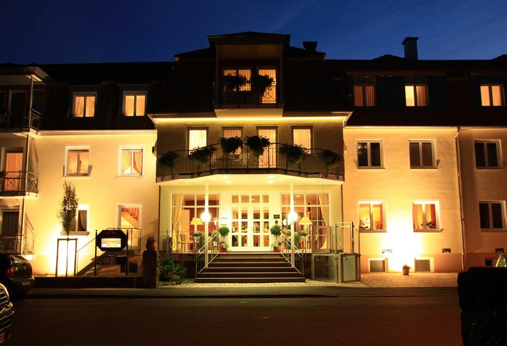 Bad Mergentheim Hotel Alexa