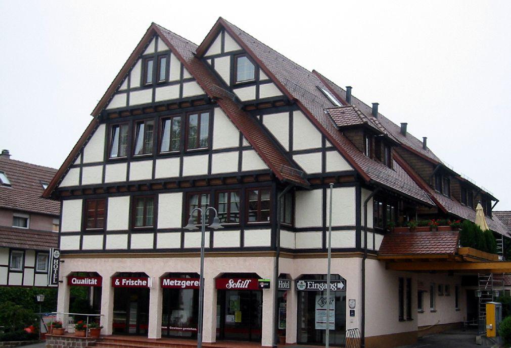 Hotel Restaurant Krone Deckenpfronn