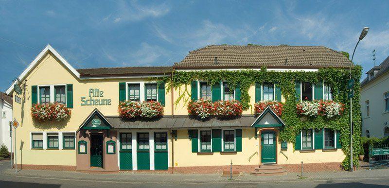 Landhaus Alte Scheune GmbH - Alt Erlenbach 44, 60437 Frankfurt am ...