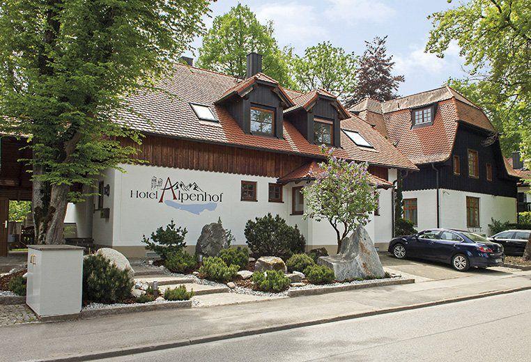 hotel alpenhof gauting gmbh unterbrunner stra e 9 82131 gauting deutscher hotelf hrer. Black Bedroom Furniture Sets. Home Design Ideas